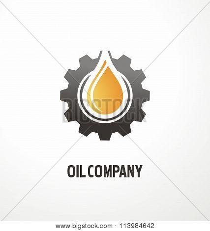 Oil symbol