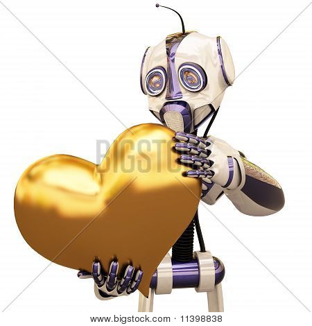 Robot And Heart