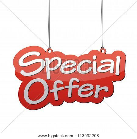 Special Offer Background