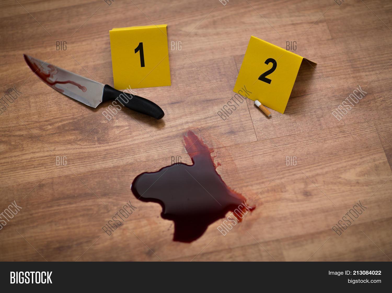 Murder Kill Forensic Image Photo Free Trial Bigstock