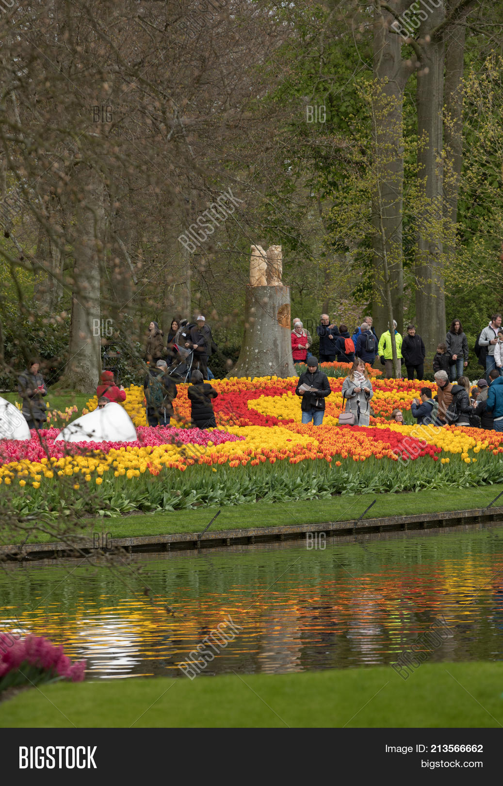 LISSE NETHERLANDS - Image & Photo (Free Trial) | Bigstock