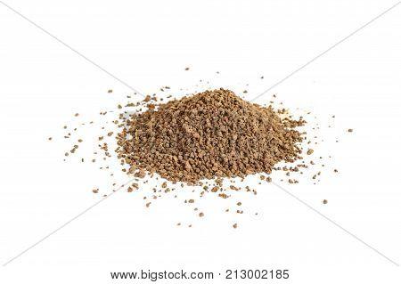 Pile Of Masala Chai Granules