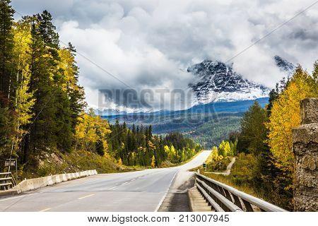 The astonishing road 93