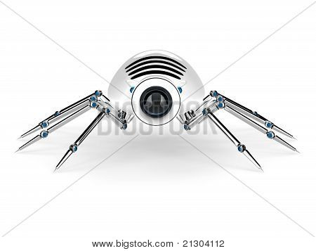 Robot Spider Android
