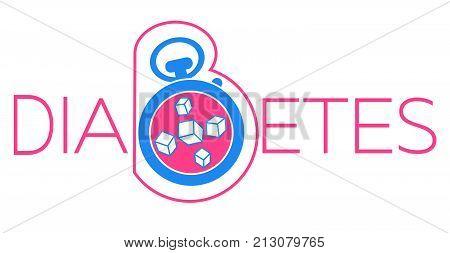 Banner Of Diabetes Mellitus