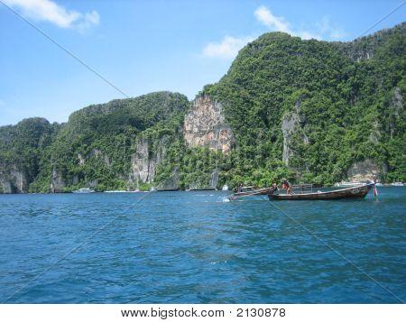 Pp Island Of Phuket, Thailand