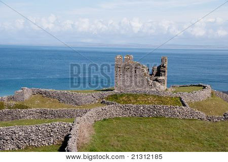 Historic Irish Castle