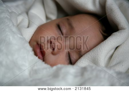 Beautiful Sleeping Baby