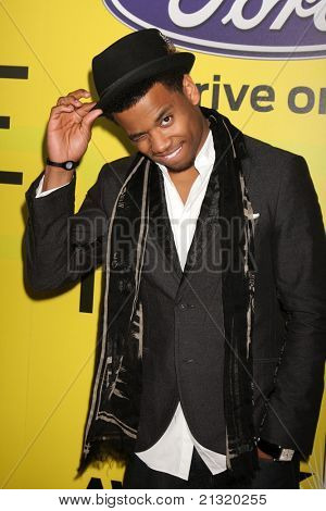 LOS ANGELES - JUN 25:  Tristan Wilds arriving at the 5th Annual Pre-BET Dinner at Book Bindery on June 25, 2004 in Beverly Hills, CA