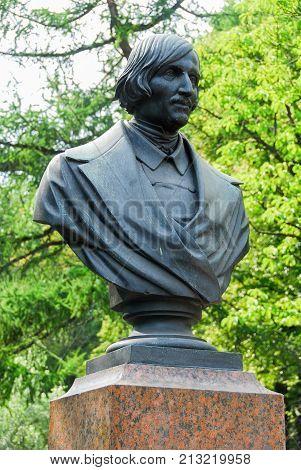 Gogle Monument - Saint Petersburg, Russia