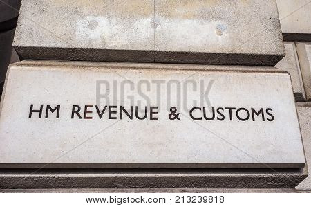 Hmrc In London, Hdr