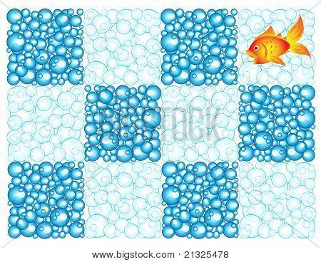 Bubble Checkerboard