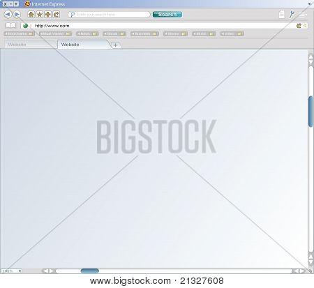Mock Web Browser