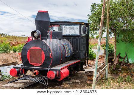 Pedras D'el Rei Train Near Tavira, Portugal