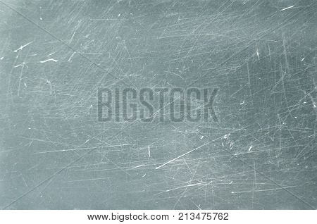Abstract blue, grey old rustic grunge texture with copy space