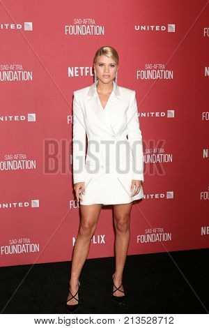 LOS ANGELES - NOV 9:  Sofia RIchie at the Patron of the Artists Awards 2017 at Wallis Annenberg Centeron November 9, 2017 in Beverly Hills, CA