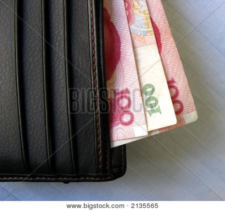 Currency In Wallet