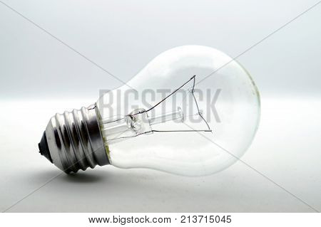 The incandescent light bulb incandescent lamp or incandescent light globe is a source of electric light that works by incandescence