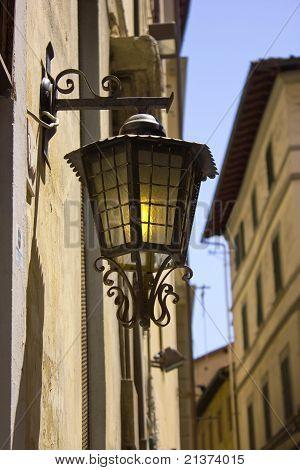 Classic streetlamp