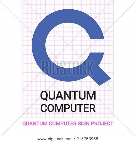 Project and construction concept for quantum computers, my offer to internet society