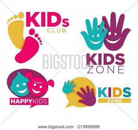 Kids Club Vector Photo Free Trial Bigstock