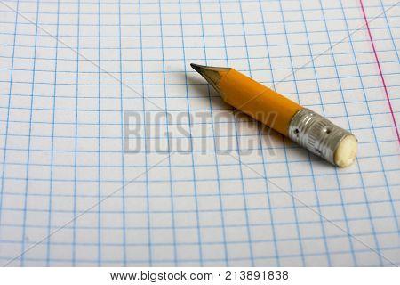 Stub Of A Pencil