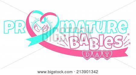 Concept Premature Baby Day