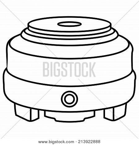 Mini Electric Multifunction Stove Coffee Plate Heater