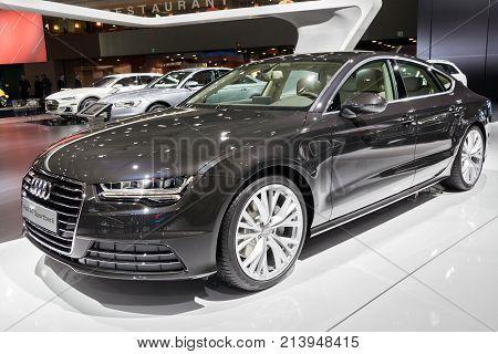 2016 Audi A7 Sportback Luxury Car