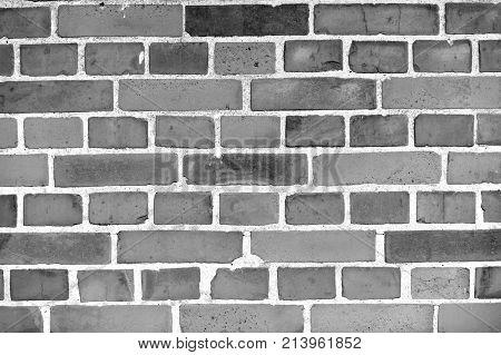 Background Of Old Vintage Brick Wal