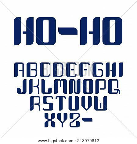 Modern Geometric Vector Abstract Beautiful Font Collection Set Full Alphabet In Line Style