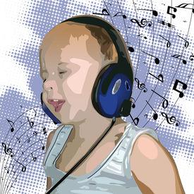 a little musician