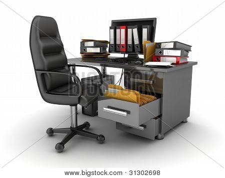 Work-seat