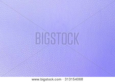 The old blue leatherette texture as background poster