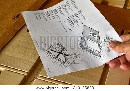 Instructions For Assembly Of The Ikea