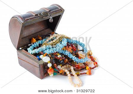 The treasure chest