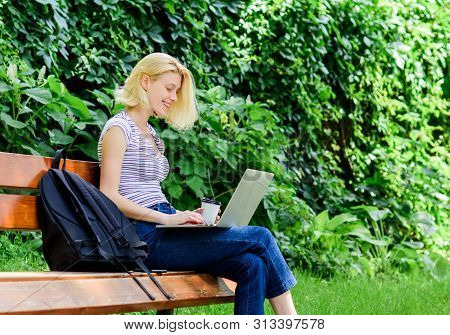 Student Girl Study Online. Student Prepare For Exams. Students Life. Pretty Woman. Online Education.