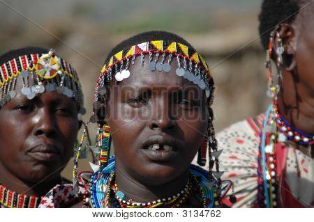 Massai Women