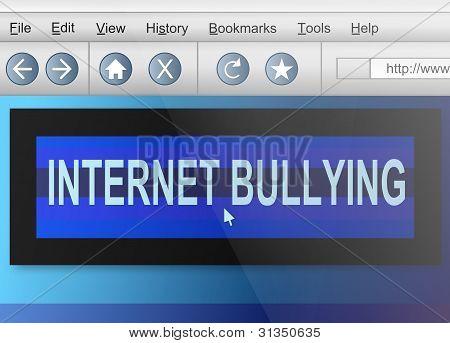 Internet Bullying.