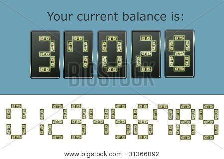 Money counter