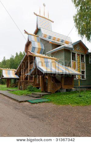 Village Mandrogi