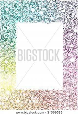bubble frame
