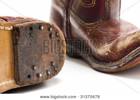 Boots From The Younger Years