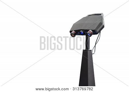 Head Lens Unit Of High Technology And Modern Automatic 3d Laser Scan For Measuring Or Reverse Engine