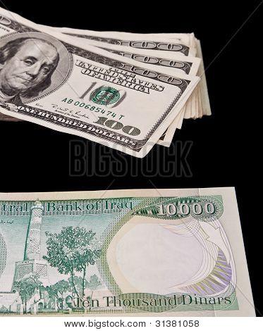 Iraqi Dinars