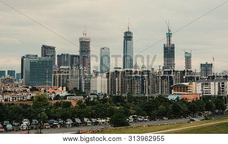 Cityscape Of Nanning, China