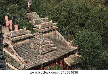 Ancient Palace In Nanning, China