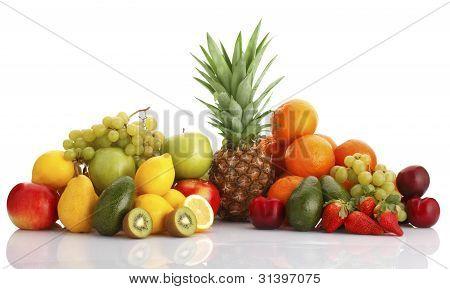 Vibrant Fruits