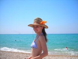 Bright Blue Sea