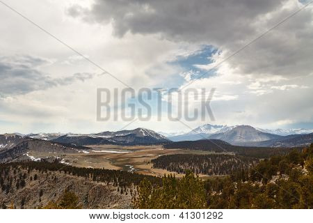 Sierra Nevada Scenery